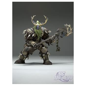 amazoncom world of warcraft deluxe collector figure