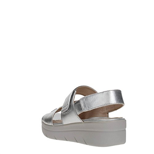 Stonefly Sandals and Slippers For Women, Colour Gold, Brand, Model Sandals and Slippers For Women Aqua III Gold METAL SILVER
