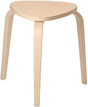 Amazon De Ikea Kyrre Frosta Stapelhocker Holz Hocker Aus Massivem