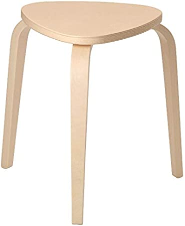 Ikea Kyrre Frosta Tabouret Empilable Tabouret En Bois En