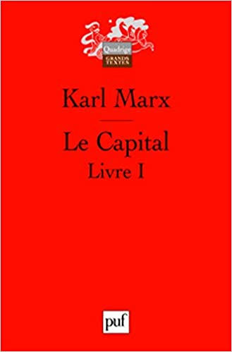 Le Capital. Livre I: Amazon.fr: Marx, Karl, Lefebvre, Jean-Pierre: Livres