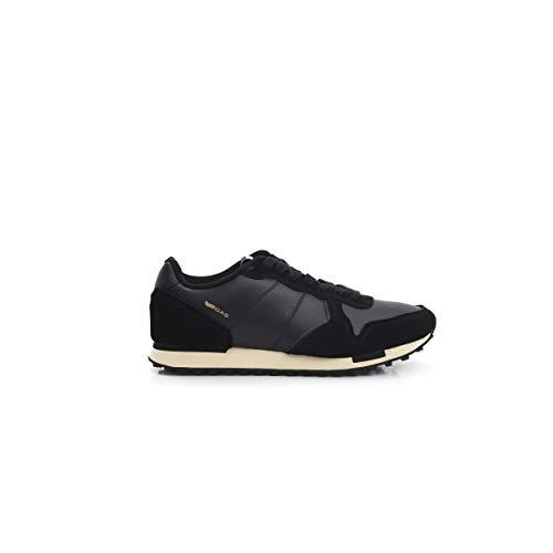 Laminated Scarpe Da Uomo Gas Lth Parris Sneakers Nero wp4O4qtPz