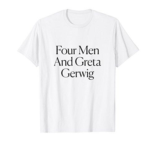 The Cut - Four Men And Greta Gerwig Tee ()