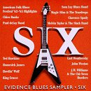Evidence Blues Sampler, Vol. 6