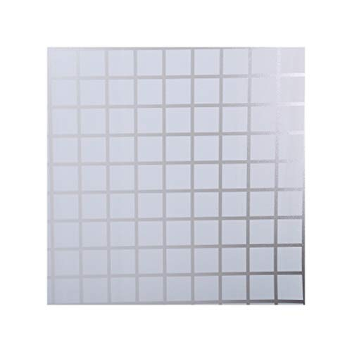 ❤Lemoning❤ Square Window Electrostatic Glass Sticker Bathroom Blackout Glass Sticker