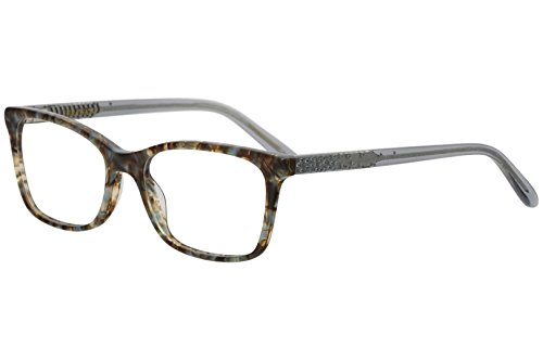Vera Wang Eyeglasses Silvia SK Sky/Tortoise Full Rim Optical Frame 52mm