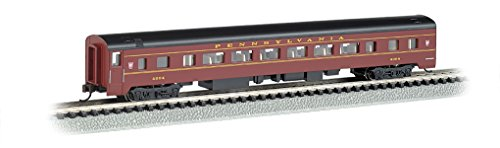 The 8 best n scale passenger cars