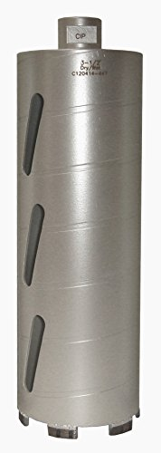 Concord Blades CBD03500HP 3-1/2 Inch Laser Welded Dry/Wet Diamond Core Drill Bit
