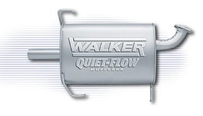 Walker 56177 Quiet-Flow Stainless Steel Muffler by Walker