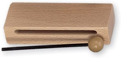 Gonalca Percusion 3050 - Caja china plana 1 ranura: Amazon.es: Instrumentos musicales