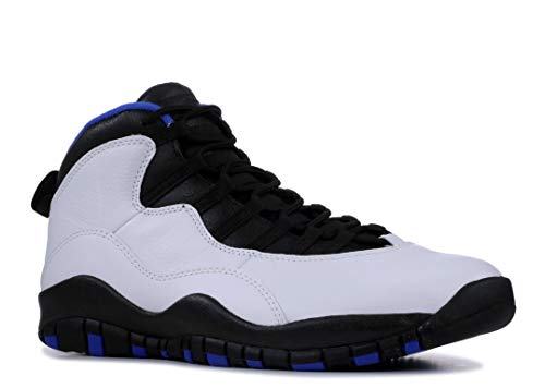 Jordan Men's Air 10 Retro Basketball Shoes (13, -