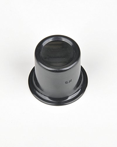 Fowler 52-660-020 Optical Magnifier Loupe Set, 3 Pieces, 2X, 5X and 10X Magnification by Fowler (Image #5)