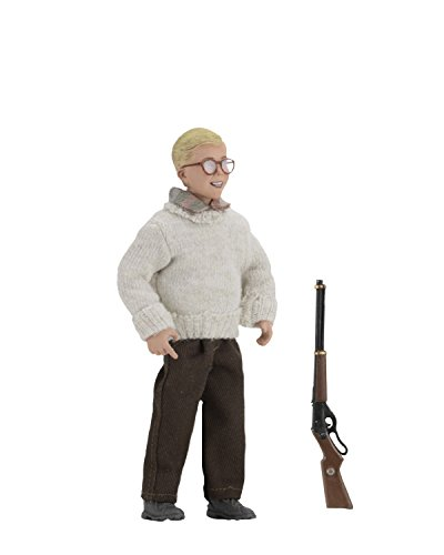 NECA A Christmas Story Ralphie 8-inch Clothed Action - Story Toys Christmas