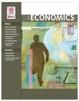 Economics (Teacher's Guide)