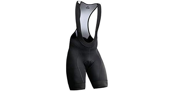 Monton Lifestyle Movement Cycling Bib Shorts Black