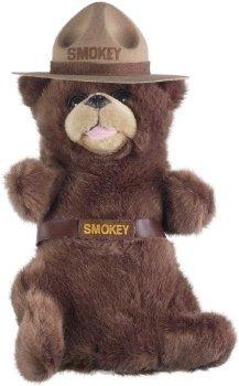 Smokey Bear Golf Headcover