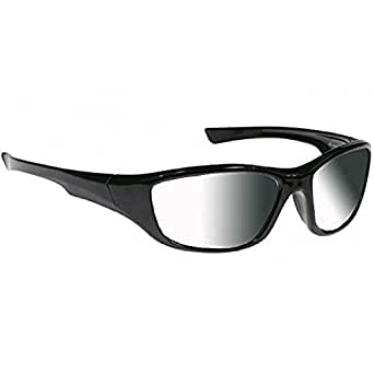 Amazon.com: Transition Sunglasses in Sleek Black Nylon