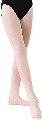 Soudittur Ballet Dance Tights Ultra Soft Daily Girls Foodted Tights