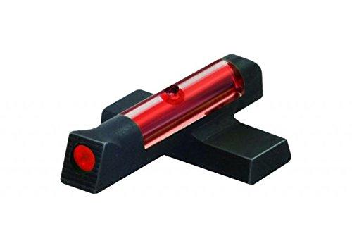 HIVIZ H & K Compact Overmolded Fiber Optic Front Sight (Red) by Hi-Viz