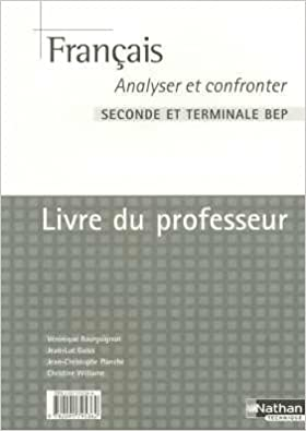 Francais 2e Et Tle Bep French Edition 9782091795362