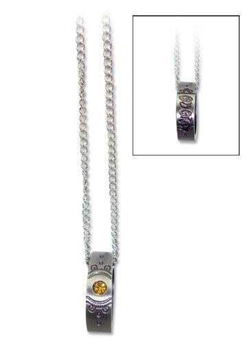 Price comparison product image Puella Magi Madoka Magica Soul Gem Ring Necklace