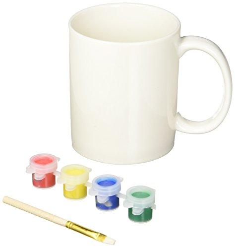 Paint Ceramic Mugs - ArtMinds Ceramic Mug Painting Kit