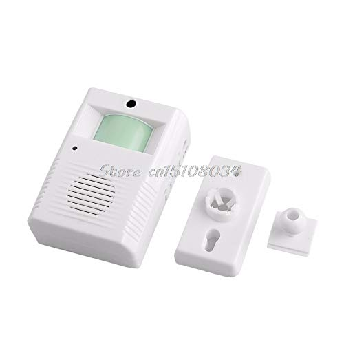 - Shop Store Chime Motion Sensor Wireless Alarm Entry Door Bell New Welcome Guest S08