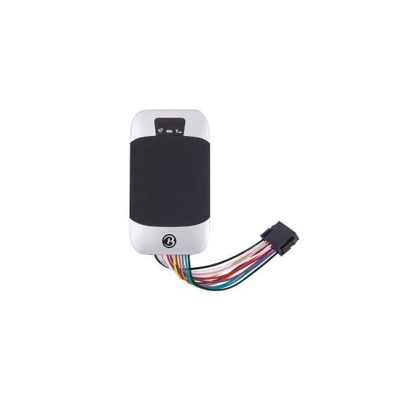 THE GPS HUB GPS303F Anti-Theft GPS Vehicle Tracker (White)