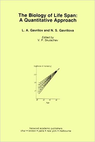 Biology of life span a quantitative approach gavrilov gavrilova biology of life span a quantitative approach gavrilov gavrilova 9783718649839 amazon books fandeluxe Images