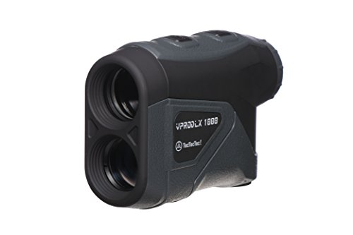 TecTecTec VPRO DLX 1K Golf Rangefinder - Black Color
