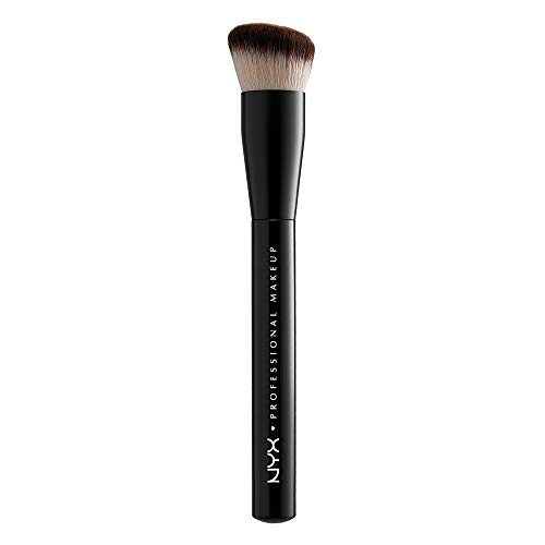 Nyx Professional Makeup Can't Stop Won't Stop Foundation Brush, 0.03 Ounce