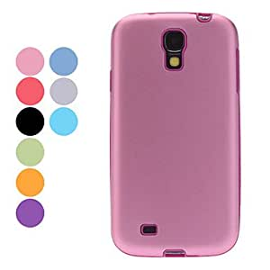 CL - Caso de aluminio de aleación dura durable para Samsung Galaxy S4 i9500 (colores surtidos) , Oro