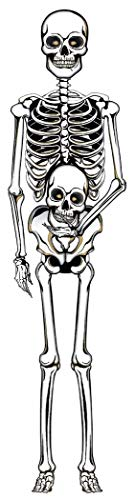 Forum Novelties Cardboard Cutout Skeleton 60