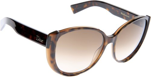Christian Dior Summerset 1/S Sunglasses Havana Brown / Brown Gradient