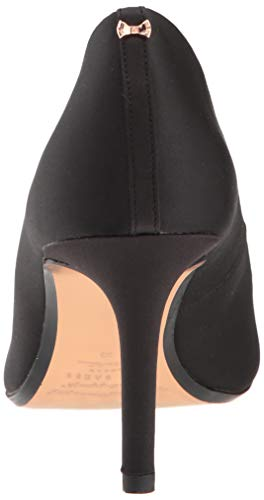 Black Pump Women's Baker Ted Satin Dahrlin KqycOaaSI