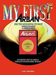 Carl Fischer My First Arban Book for French (Band Method French Horn)