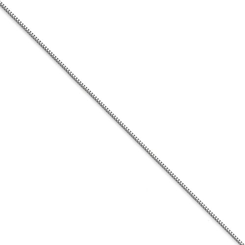 Stainless Steel 1.2mm Box Chain 18'' inches (18' Stainless Chain)