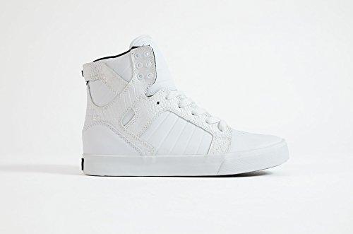 da Alto Supra Sneakers Uomo Collo a Croco vFvIxqt