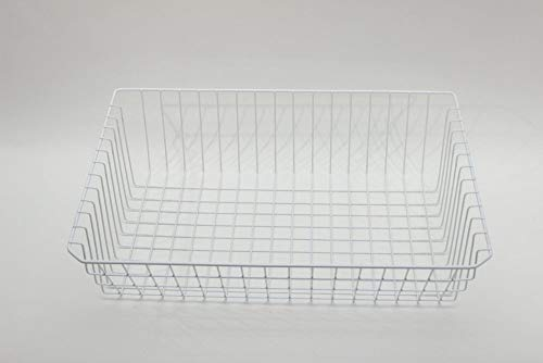 242026802 Refrigerator Freezer Basket, Lower Genuine Original Equipment Manufacturer (OEM) Part