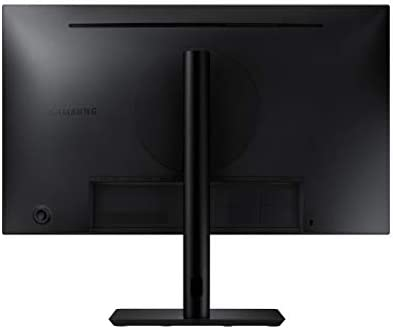 Samsung Business SR650 Series 24 inch IPS 1080p 75Hz Computer Monitor for Business with VGA, HDMI, DisplayPort, and USB Hub, 3-Year Warranty (S24R650FDN), Black 31HDo1HRTAL