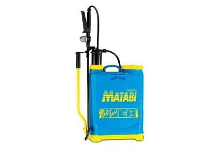 Advanced Matabi Supergreen 16 litros mochila pulverizadora - Min 3 años garantía Cleva