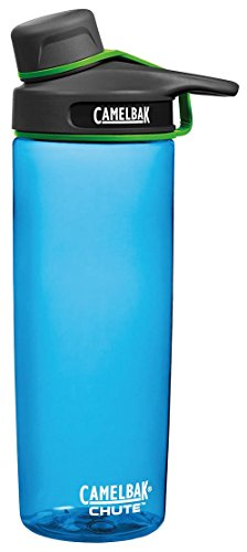CamelBak Chute Water Bottle, 0.6 L, Boomerang Blue