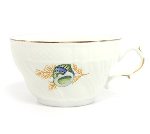Richard Ginori Shells Pattern China Teacup