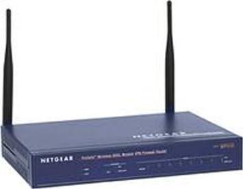 Netgear DGFV338 ProSafe Wireless ADSL Modem VPN Firewall Router