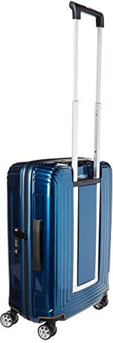 Samsonite Carry-On, Metallic Blue