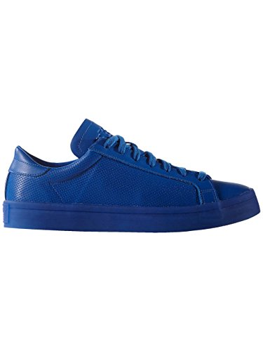 Adidas Originals Courtvantage Adicolor Heren Sneakers Sneakers Blauw Blauw S80252