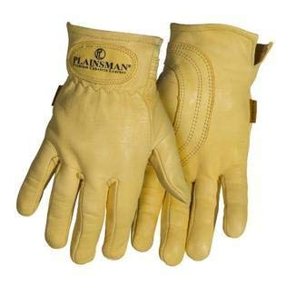Plainsman Goatskin Cabretta Leather Gloves (6) Pairs Wholesale Bundle Medium by Plainsman (Image #2)