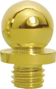 Deltana CHBT26 Ball Tip Cabinet Finial Polished Chrome