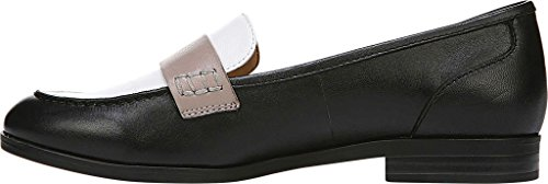 White Veronica Penny Women's Grey Black Loafer Naturalizer xPT7nv8q