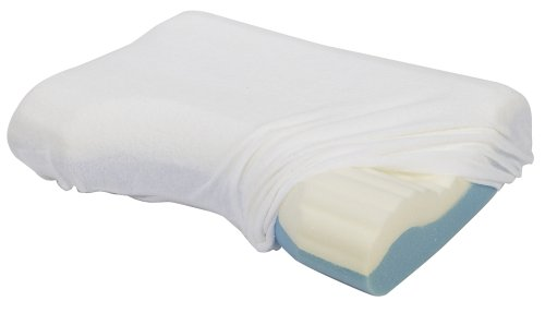 amazoncom contour products cloud pillow standard health u0026 personal care